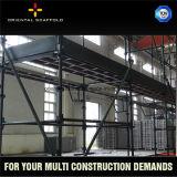 Construction en acier Kwikstage