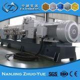 Зерна PVC рециркулированные пластмассой изготовляя делающ машину
