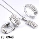 Vastgesteld Zilver 925 van de Juwelen van de manier met de Prijs van de Fabriek