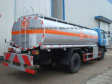 El carro del depósito de gasolina de Dongfeng 4*2 12000L 12 toneladas reaprovisiona precio del carro de combustible