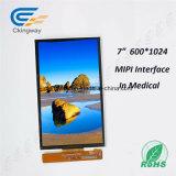 """Módulo de 600*1024 TFT LCD del ODM 7 del OEM """""""