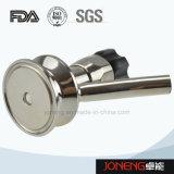 Valvola asettica saldata del campione del commestibile dell'acciaio inossidabile (JN-SPV2003)