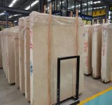 Mattonelle di marmo favorevoli, prezzo di marmo beige della lastra