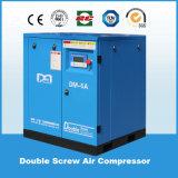 De Energie van China - Machine van de Compressor van de Lucht van de Schroef van de besparing de Riem Gedreven Industriële Roterende 11kw/15HP van de Droom van Shanghai