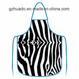 Cocinando esencial divertido del quehacer doméstico de las mujeres de los hombres de partido del Bbq de la novedad del delantal de Dacron al por mayor