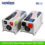 500W ~ 8000W de onda sinusoidal pura de energía solar Inversores cargador con pantalla LCD, 3 veces Potencia pico