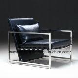 스테인리스를 가진 최신 판매 여가 의자 연약한 시트