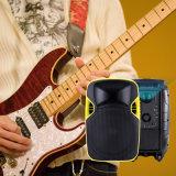 Portable de la fuente de la fábrica 12 pulgadas de la proyección de rectángulo de sonidos con de múltiples funciones