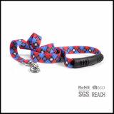 Haustier-Zubehör-Zubehör-führt farbenreiches Druck-Haustier Hundeleine