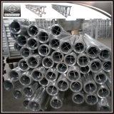 Armature en aluminium lourde bon marché d'éclairage de broche pour l'événement extérieur