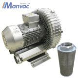 ventilateur latéral triphasé de la Manche 2.2kw pour le plasma de commande numérique par ordinateur