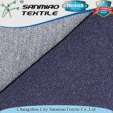 260GSM младенец покрашенный пряжей Терри связал ткань джинсовой ткани для одежд