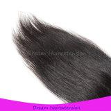 Großhandelsspitze-Schliessen-peruanisches menschliches Jungfrau-Haar