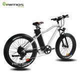 """"""" Bici eléctrica gorda de la batería de litio de la montaña 26 de moda con el conector impermeable rápido"""