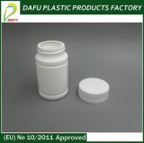 бутылка пластмассы пилюльки микстуры HDPE 80ml