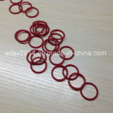Anéis-O vermelhos do plutônio do anel-O do silicone