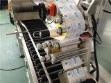 Petit étiqueteur automatique horizontal de collant de bouteille d'ampoule et de fiole
