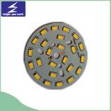 Lumière d'ampoule d'Al+PVC 5W 2835 DEL