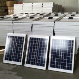 qualidade poli do alemão da lâmpada de painel 2W solar