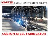 Estructura de acero soldada