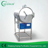 De horizontale Autoclaaf van Strilizer van de Hoge druk met DwarsWapen (bxw-150sd-a)