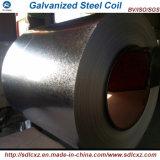 Dx51d+Z ha galvanizzato l'acciaio, bobina d'acciaio galvanizzata Gi galvanizzata 275g della lamiera di acciaio di Z