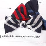 Legami di arco tinti pianura del cotone Jyc007-B