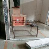 Sitio de cabina que pinta (con vaporizador) de la prueba de los sonidos