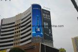 P10 Outdoor Digital Full Color LED Publicidade Video Displayus Medidor quadrado 1 metro quadrado (ordem mínima)