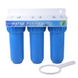 Втройне система фильтра воды фильтрации
