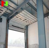 Le profil 2017 en aluminium à télécommande sectionnels supplémentaires qu'industriels roulent vers le haut la porte s'ouvre automatiquement (Hz-FC036)
