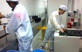 Schlüsselfertige staubfreie automatische UVbeschichtung-Maschine für Tablette PC