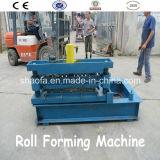 Máquina que prensa de la hoja de la azotea (AF-980)