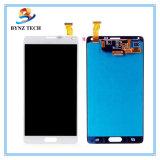 Handy-Touch Screen LCD für Bildschirm-Bildschirmanzeige-und Screen-Analog-Digital wandler der Samsung-Anmerkungs-4 N9100 LCD für Abwechslung Note4