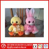 Coelho bonito do luxuoso/brinquedo do coelho para o dia de Easter