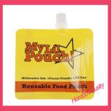 Dobra Especial-Shaped personalizada do saco do bocal da sução do saco o saco de água