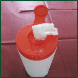 La cocina antibacteriana limpia la superficie limpia de objetos