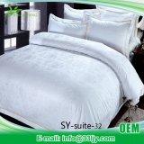 工場販売の贅沢な800糸のカウントの寝具はセットした
