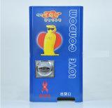 Máquina expendedora del pequeño preservativo montado en la pared