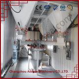 Machine sèche spéciale containerisée installée facile de production de mortier