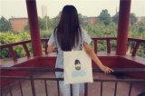 Do saco fresco original do saco de compra do saco do saco da lona da forma Az01 dinheiro do ombro da impressão da lona de arte