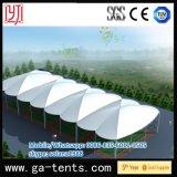 Tente de structure métallique pour l'ombrage de grand dos du football de tente de basket-ball et la tente de tente