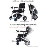 E-Thron! Super heller Energien-Rollstuhl/Hilfsmittel-Roller motorisierten Rollstuhl/Eletric Rollstuhl für gealtert und das untaugliche