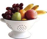 Nuevo tazón de fuente de fruta del esmalte del diseño