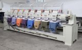 A operação de computador nova 8 dirige 9 agulhas t-shirt, chapéu e o bordado Finished Wy-908c dos vestuários