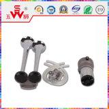 klaxon électrique bi-directionnel de haut-parleur du double fil 12V