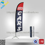 Advertizing al aire libre Beach Flag con Carry Bag (Custom Supplier)