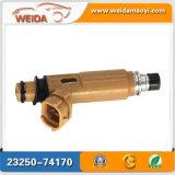 Injetor de combustível novo de Denso 23250-74170 para Toyota RAV4 Sxa1