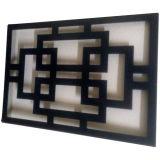 Dekorative Aluminiumpanels für Zwischenwand-Umhüllung und Dekoration