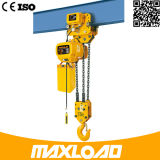 5 Tonnen-elektrische Kettenhebevorrichtung mit elektrischem Laufkatze-Typen (HHBB05-02SE)